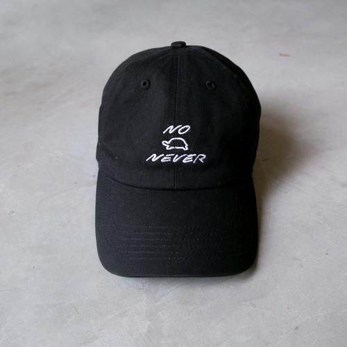 NONEVER CAP BLK
