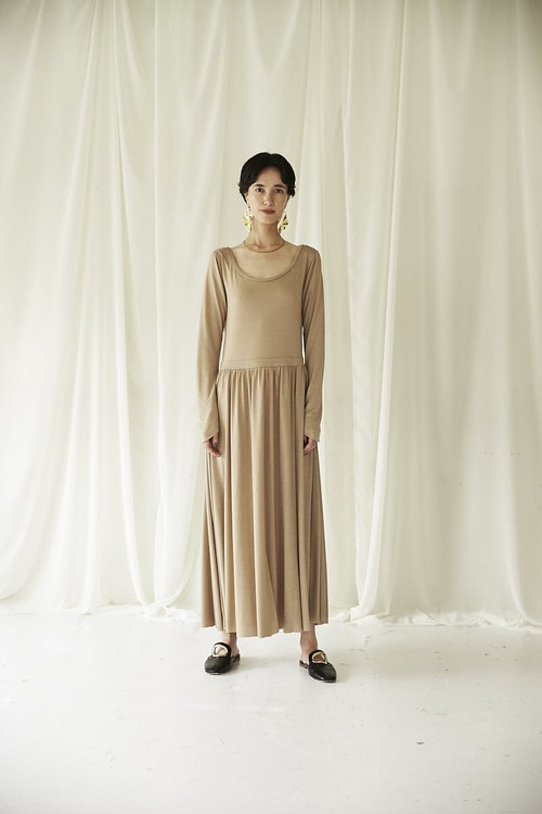 Uhr ウーア Untitled Dress 20ssuhr-cs145