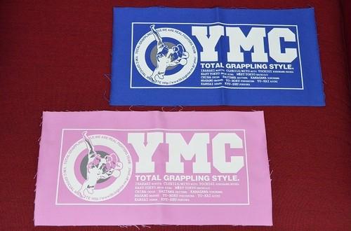TEAM YMC 横着用パッチ