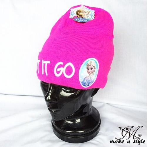 DISNEY ディズニー アナと雪の女王 ニットキャップ ニット帽 802