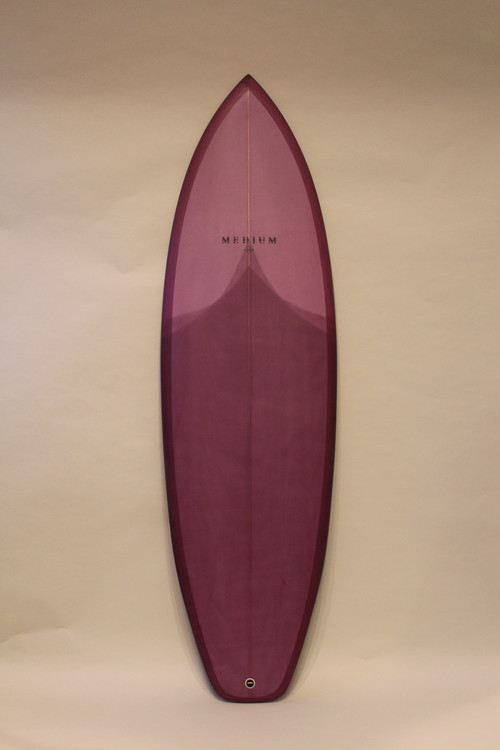 "6'0""  20/20  Alternative neo thruster - MEDIUM THE BRAND"