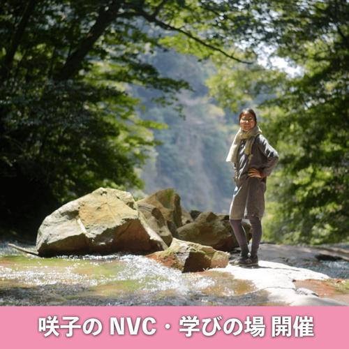 咲子の「NVCの学びの場」を少人数で開催