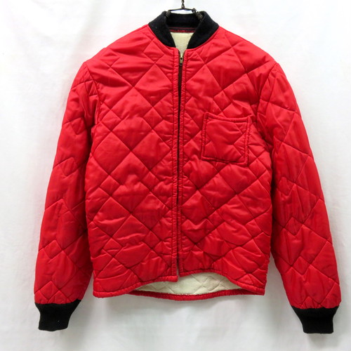 1960's〜 UNKNOWN QUILTING JACKET (ヴィンテージキルティングジャケット)