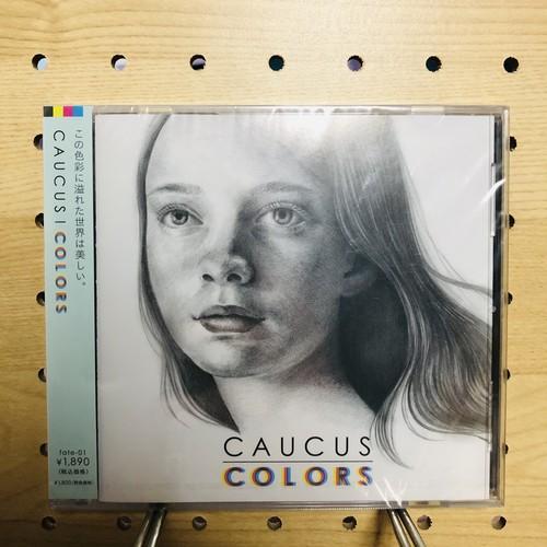 CAUCUS / COLORS (CD)