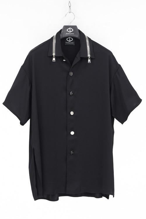 Aloha Shirts [Black] / アロハシャツ / 開襟シャツ