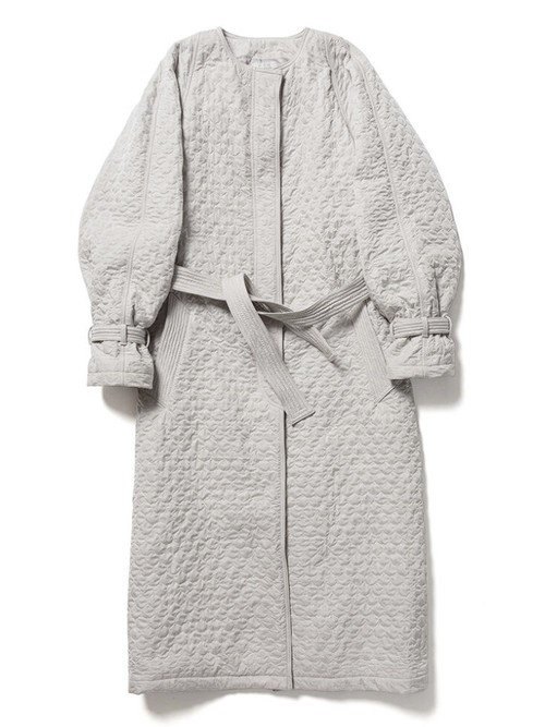 【FILL THE BILL】QUILTING NOCOLLA COAT