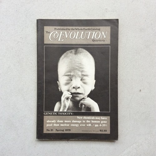 CoEvolution Quarterly No.21 Spring 1979