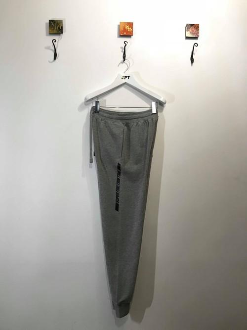 Side line sweat 2018 F/W グレー【受注生産】