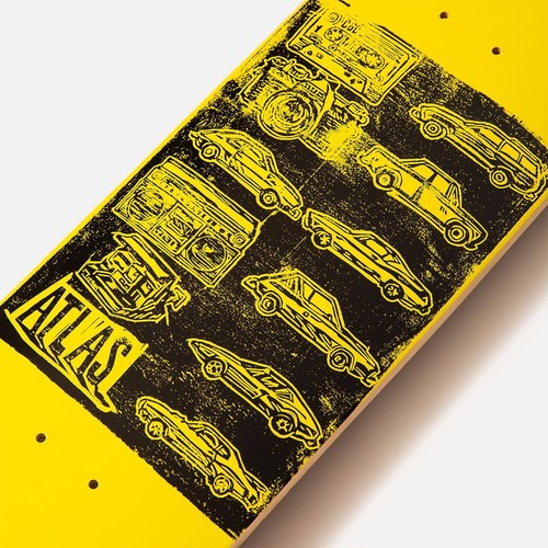 ATLAS【ATLAS SKATEBOARD SHOP 】