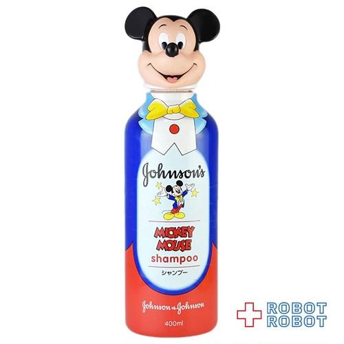 ソーキー ジョンソンズ ミッキーマウス シャンプーボトル