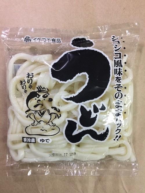 ゆでうどん&うどんスープ(5食セット)