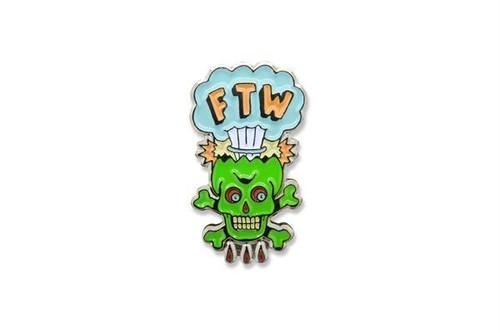 """""""FTW"""" Pin"""