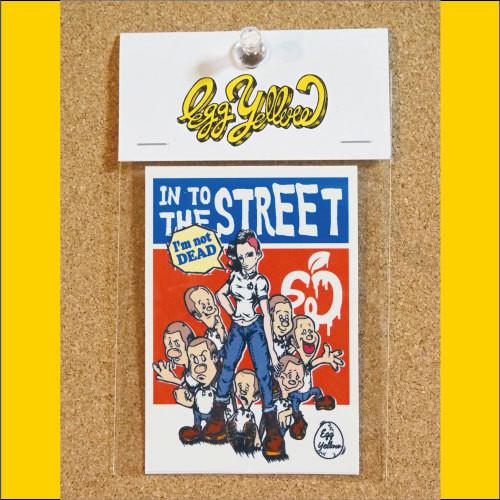 【ステッカー】Snow White/IN TO THE STREET
