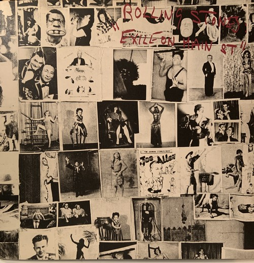 【LP】ROLLING STONES/Exile On The Main Street