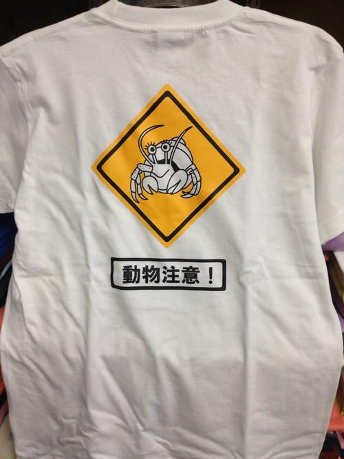 キッズ ベーシックTシャツ オカヤドカリ
