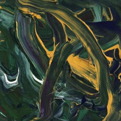 絵画 絵 ピクチャー 縁起画 モダン シェアハウス アートパネル アート art 14cm×14cm 一人暮らし 送料無料 インテリア 雑貨 壁掛け 置物 おしゃれ 現代アート 抽象画 : ごま 作品 : G