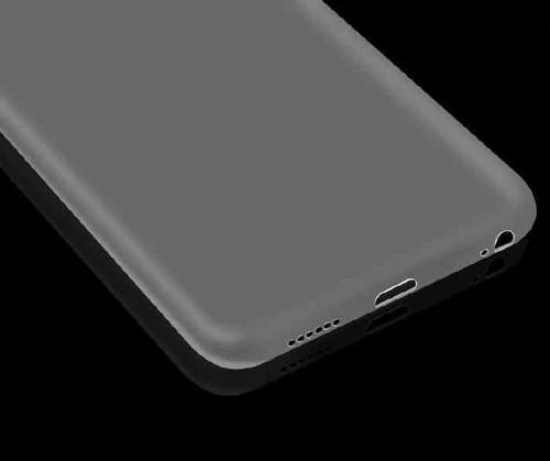 iphone7plus 軽量 ソフトケース TPU 耐衝撃カバー 高耐久性 傷つけ防止 保護シェル 携帯便利 スマホケース 透白 mmab091
