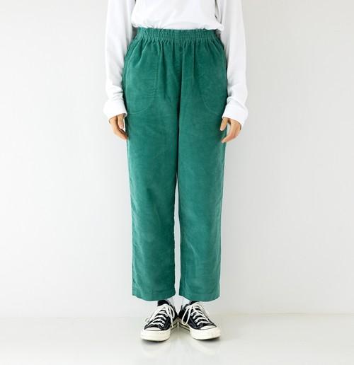 Corduroy Lounge Pant GREEN