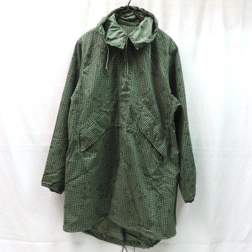 U.S.ARMY NIGHT CAMO PARKA ナイトカモパーカー