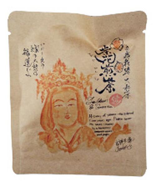 健一自然農園 有機栽培大和茶 十色の大和茶シリーズ 茶花煎茶 ティーパック 【DNKI0020】
