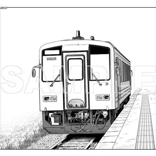 ディーゼル機関車-001
