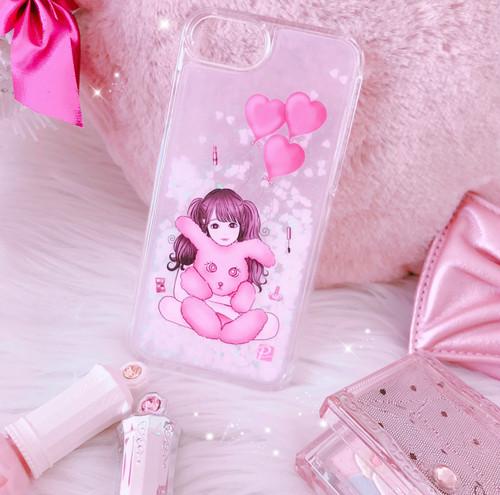 パステルハートiPhone6/6s専用