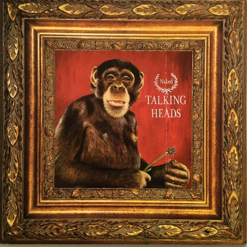 【LP・米盤】Talking Heads / Naked