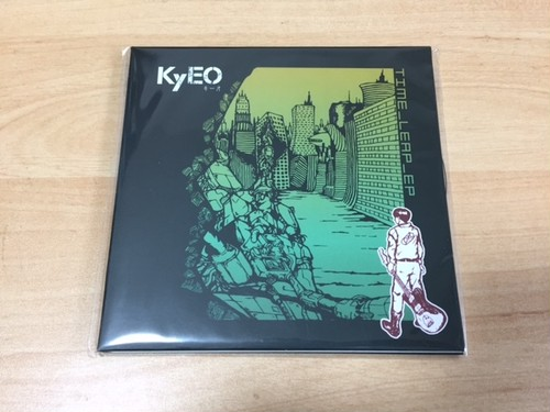 KyEO / TIME_LEAP_EP