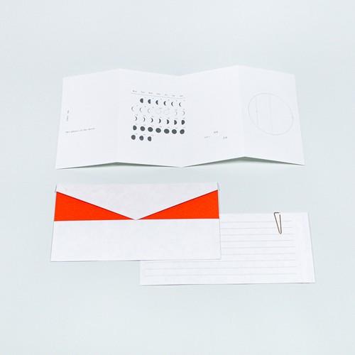 Letter set / 松中美佳