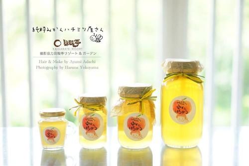 おくらちゃんちの『純粋みかんハチミツ』 120g