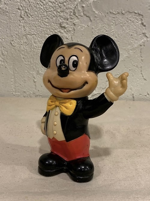 "CHARCTER PIGGY BANK "" MICKEY MOUSE """