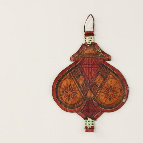 トゥアレグ テント内の装飾