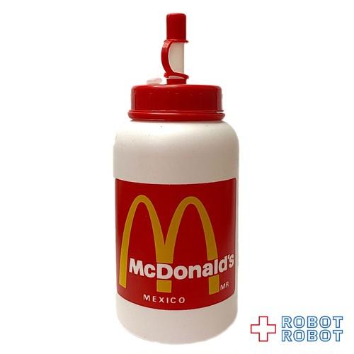 マクドナルド メキシコ プラスチック ドリンクボトル