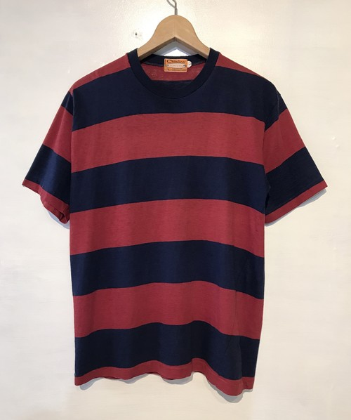 Vintage Catalina SURFERS ボーダー S/S Tee L