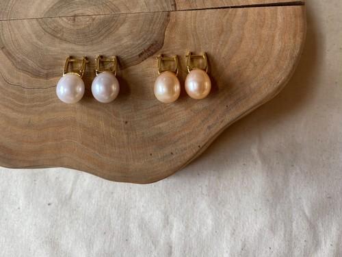 pearl square pierce