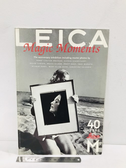 LEICA  magic moments 40years of M, exhibition
