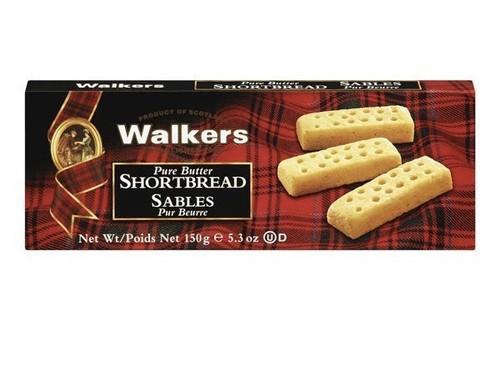 Walkers ウォーカー フィンガーショートブレッド  150g