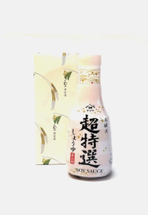 【ヤマサ醤油】超特選しょうゆ 200ml