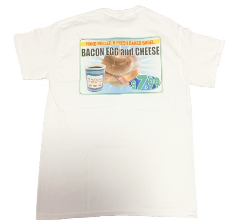 NEW NEW YORK CLUB / BACON, EGG AND CHEESE T-Shirt