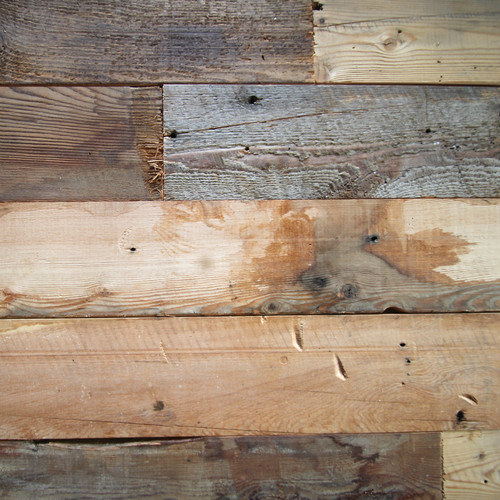 Reclaimed Slice  -Brown-