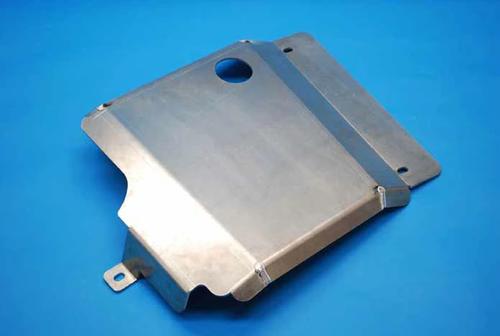 ジムニーJB23用トランスファーガードK3アルミ製5ミリ厚JB23用在庫切れの場合2週間〜