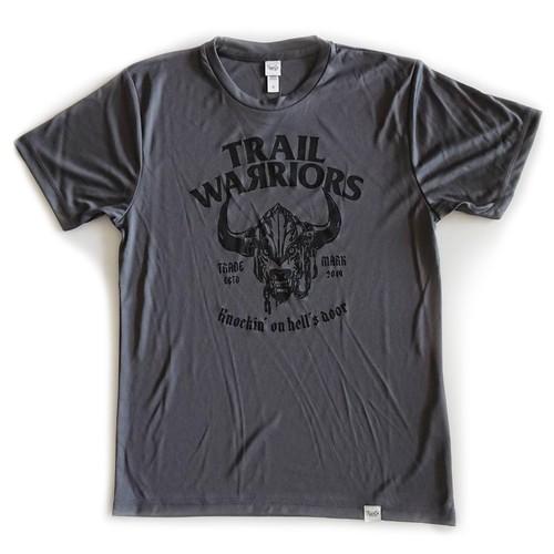 Dry T-Shirt / TW / Dark Gray