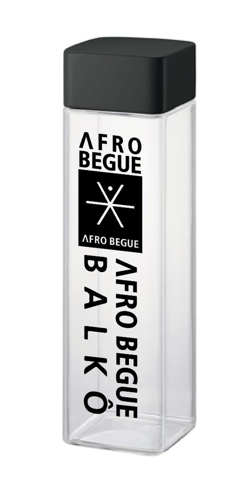 スクエアボトル【Afro Begue】