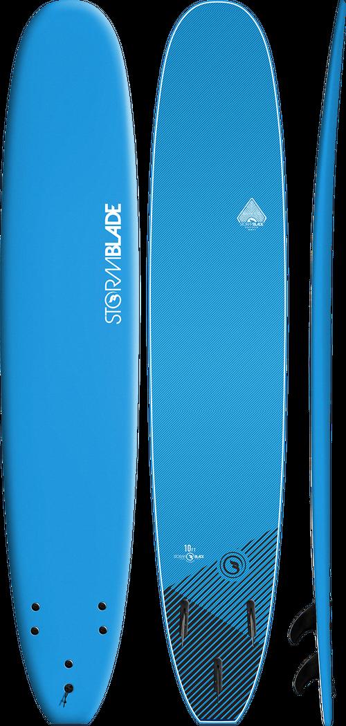 Storm Blade 10ft Surfboard / Azure Blue