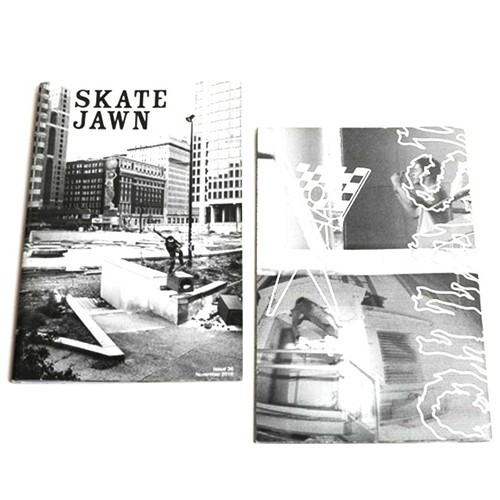 SKATE JAWN / issue 36 / MAGAZINE