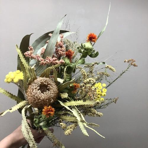 今だけ送料無料!Dryflower bouquet 14. Swag