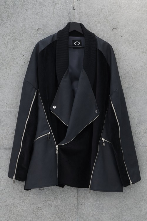 Titan Riders Jacket [Black]