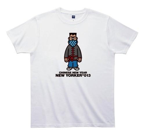《山本周司Tシャツ》TY013/  CHINESE NEW YEAR