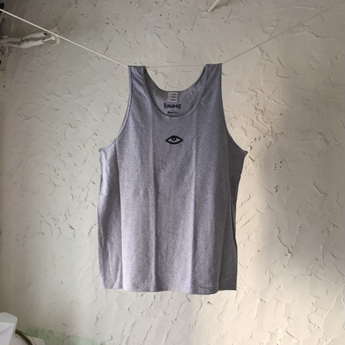 BANAGE TANK TOP / GRAY