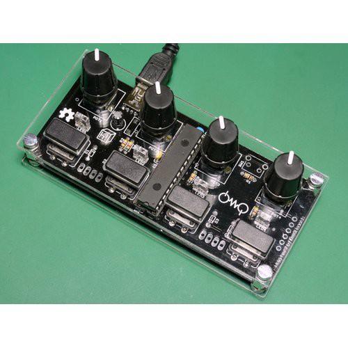 k4b4 mk2 - USB-MIDI Controller kit